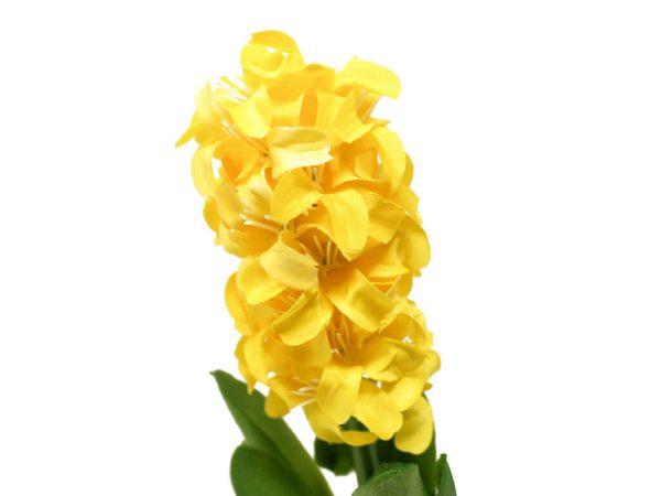 Bonsai flores 44 amarillo detalle