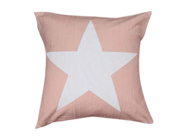 Funda 40x40 estrella