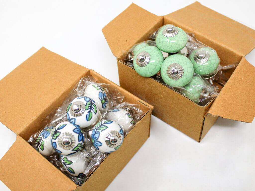Tirador chico pack 2 cajas x10 unidades