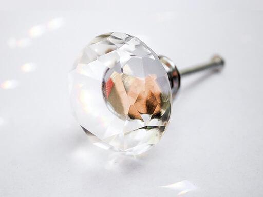 Tirador vidrio grande nro102 x1 un