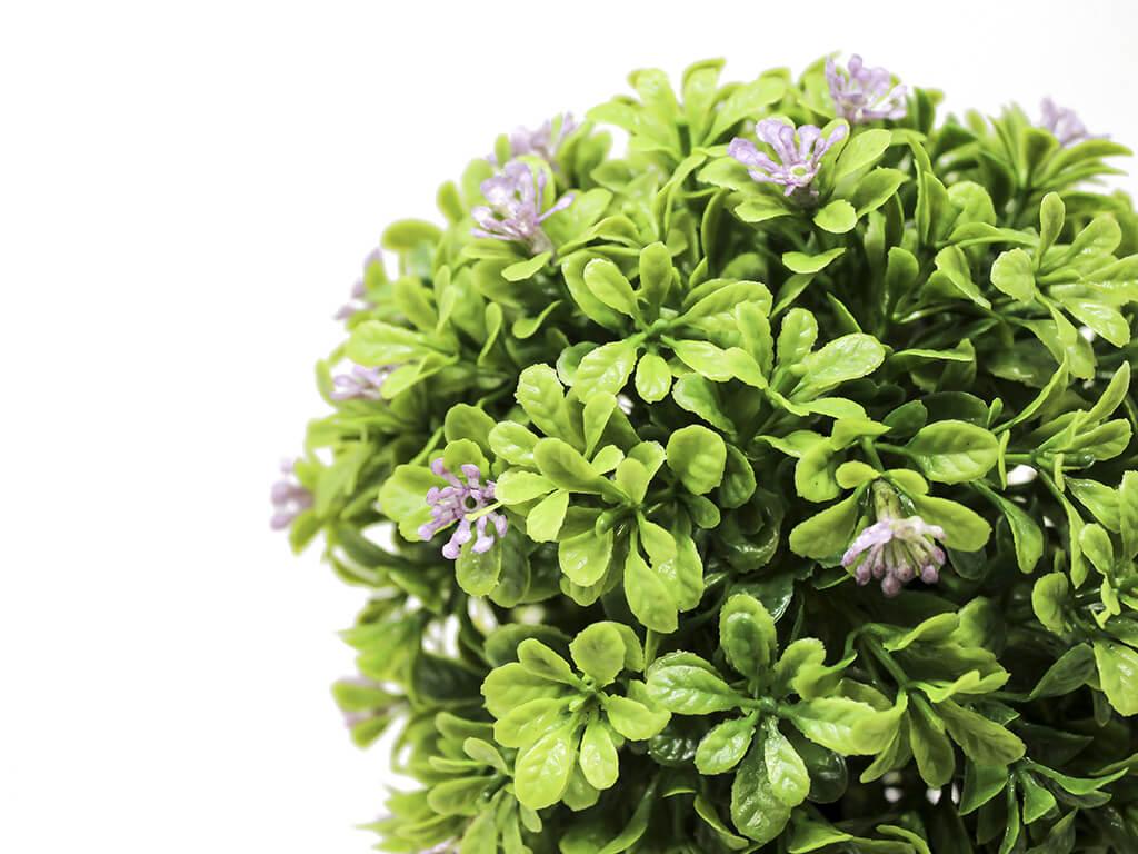 Bonsai flores 3 purpura detalle2
