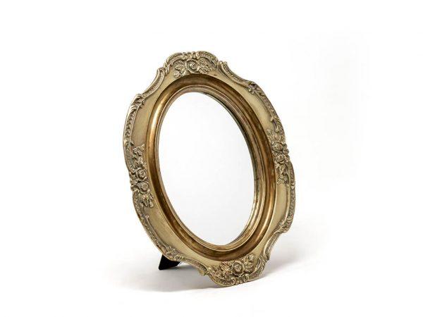 Espejo vintage deco 4 dorado