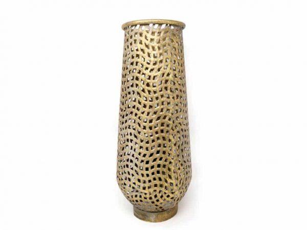 Lampara de mesa marruecos 52 oro