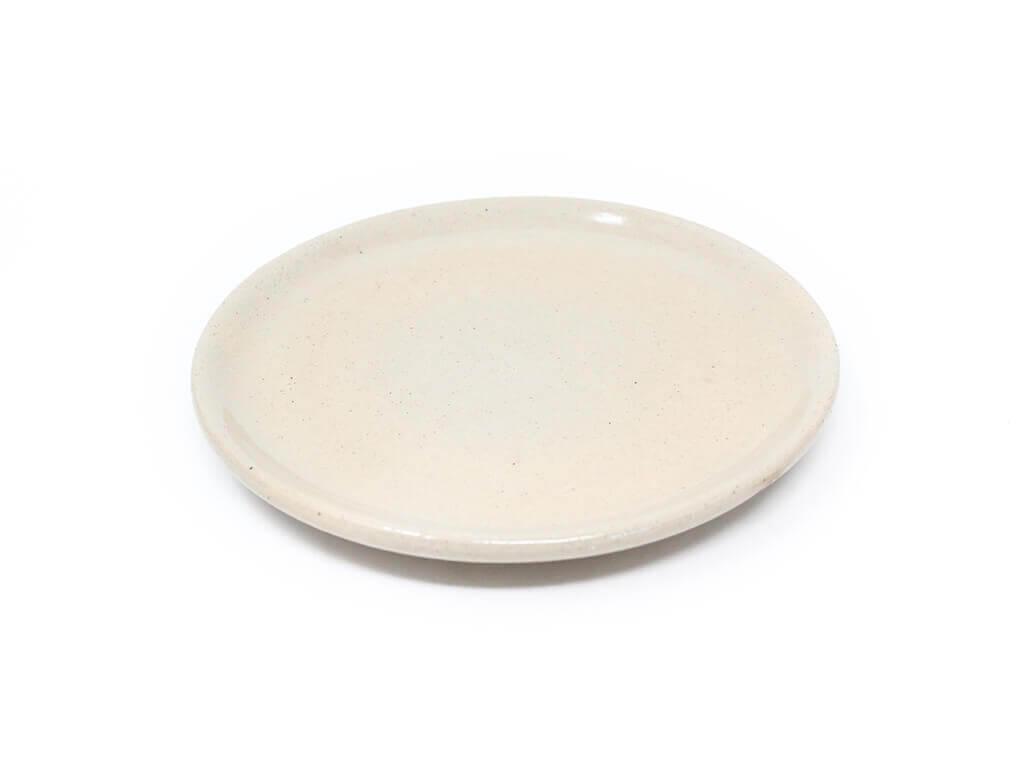 Maceta color con plato 11cm