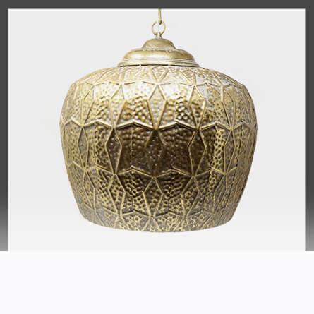 Lámparas Marruecos